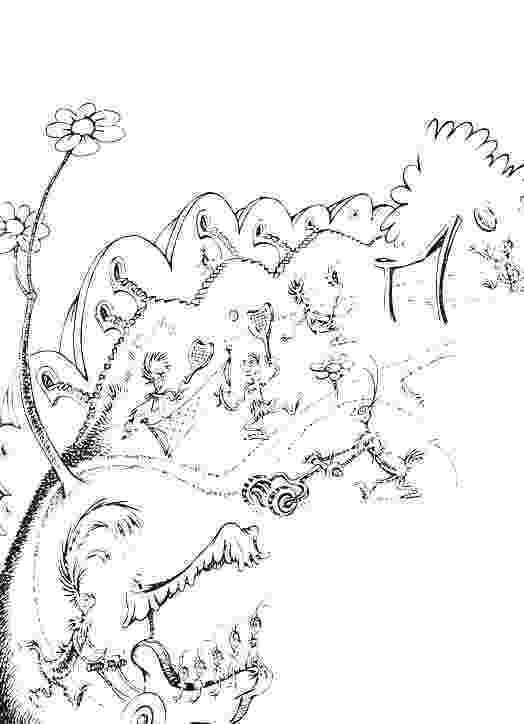horton hears a who coloring pages horton hears a who coloring pages coloringpagesabccom coloring who hears horton a pages