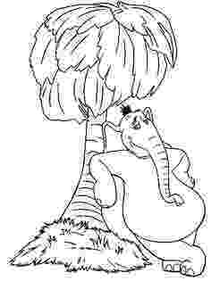 horton hears a who coloring pages horton the elephant coloring pages getcoloringpagescom coloring hears pages horton who a