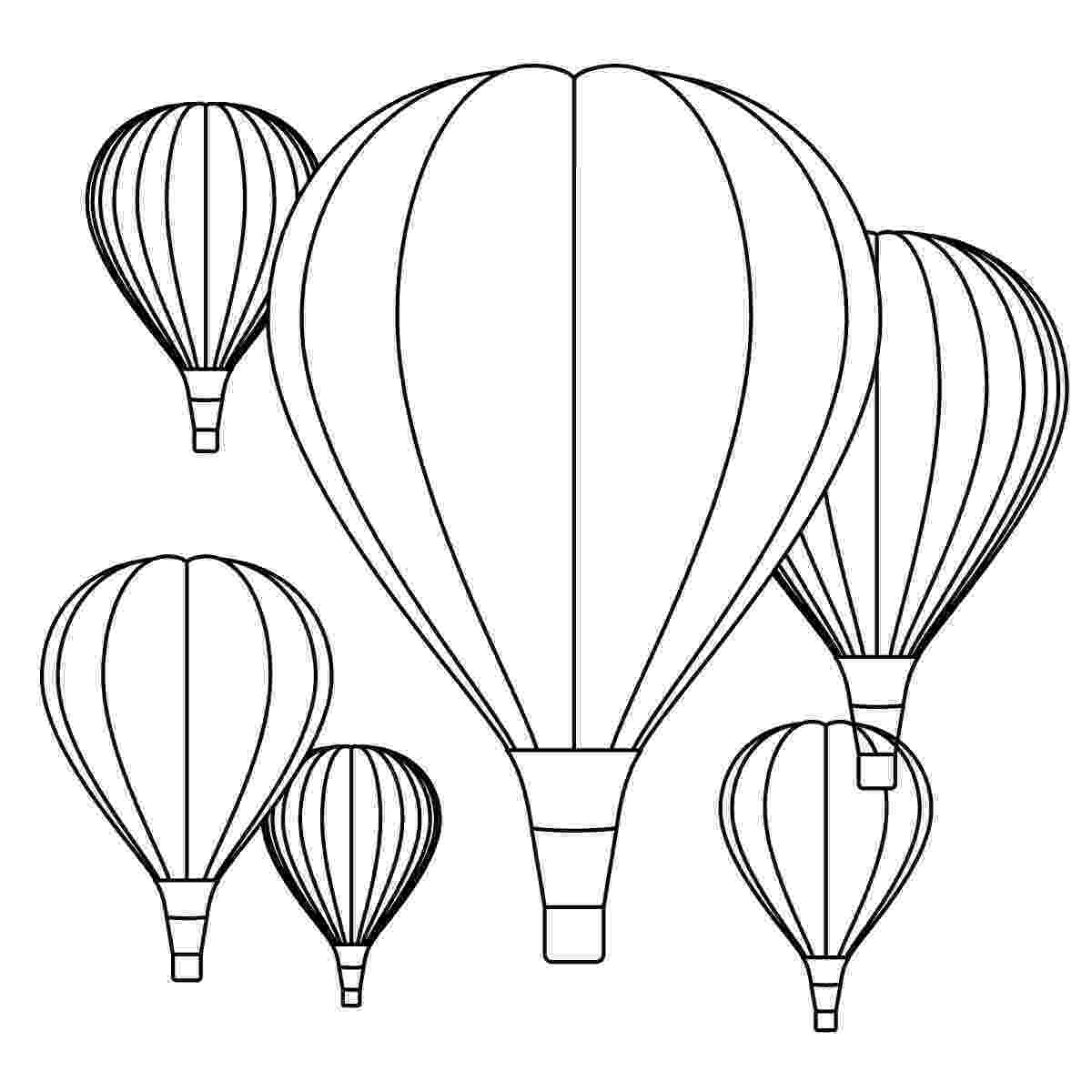 hot air balloon coloring page free printable hot air balloon coloring pages for kids balloon air hot page coloring