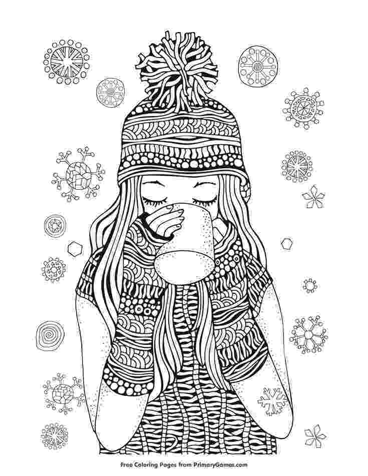 hot girl coloring pages coloring for adults kleuren voor volwassenen wood pages hot girl coloring