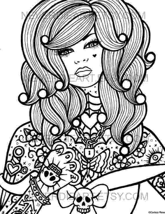hot girl coloring pages poison ivy coloring pages to download and print for free pages coloring girl hot