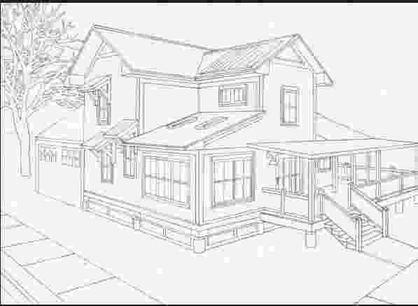 how to sketch a house architecture design 8 drawing a modern house youtube to sketch how house a