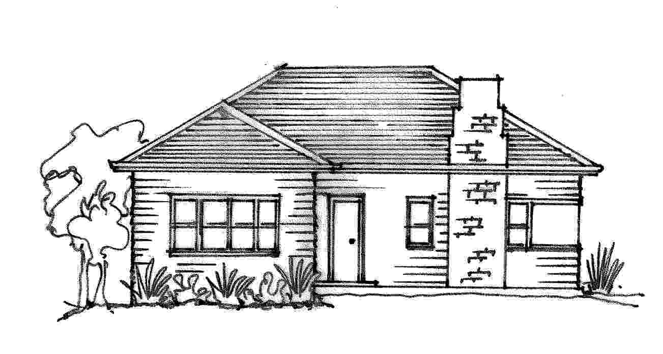 how to sketch a house how to draw a house for beginners drawingforallnet to sketch a how house