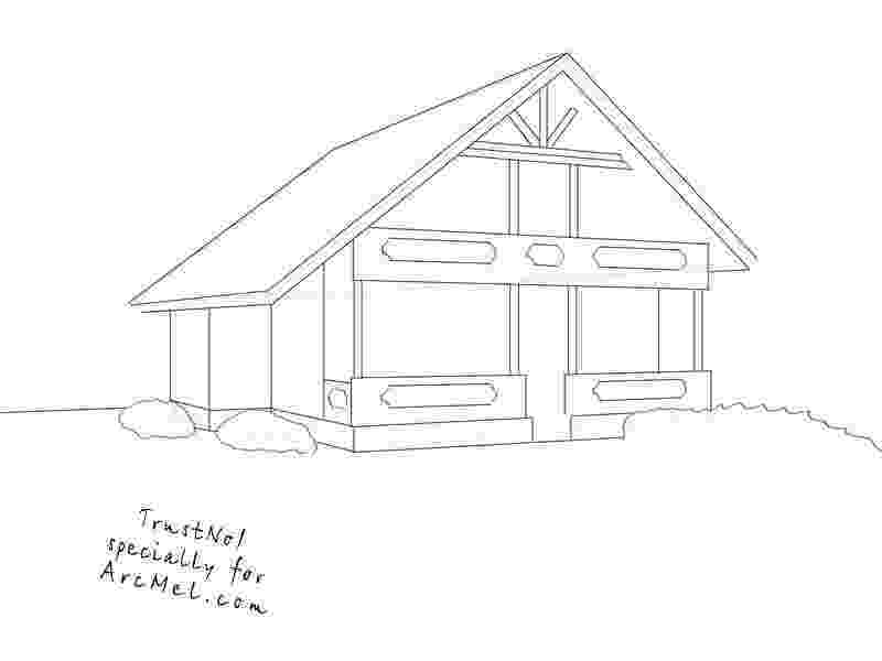 how to sketch a house learn how to draw a house houses step by step drawing house sketch how a to