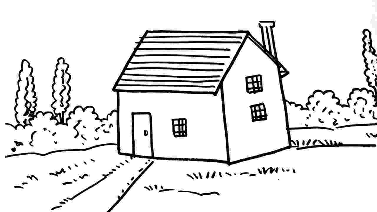 how to sketch a house psuedocode teach my kids programming how to a sketch house