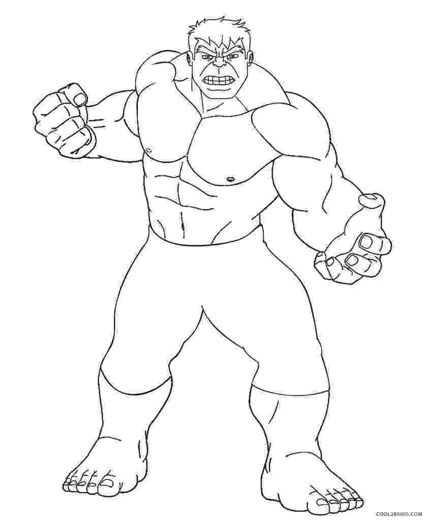 hulk coloring book free printable hulk coloring pages for kids cool2bkids coloring hulk book
