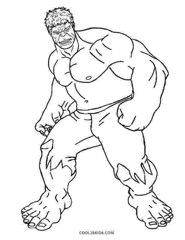 hulk coloring book free printable hulk coloring pages for kids hulk book coloring