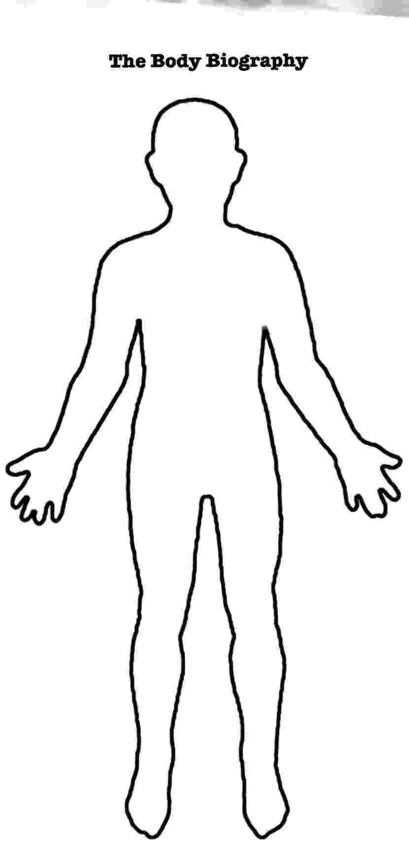human body coloring book person outline coloring pages body coloring human book
