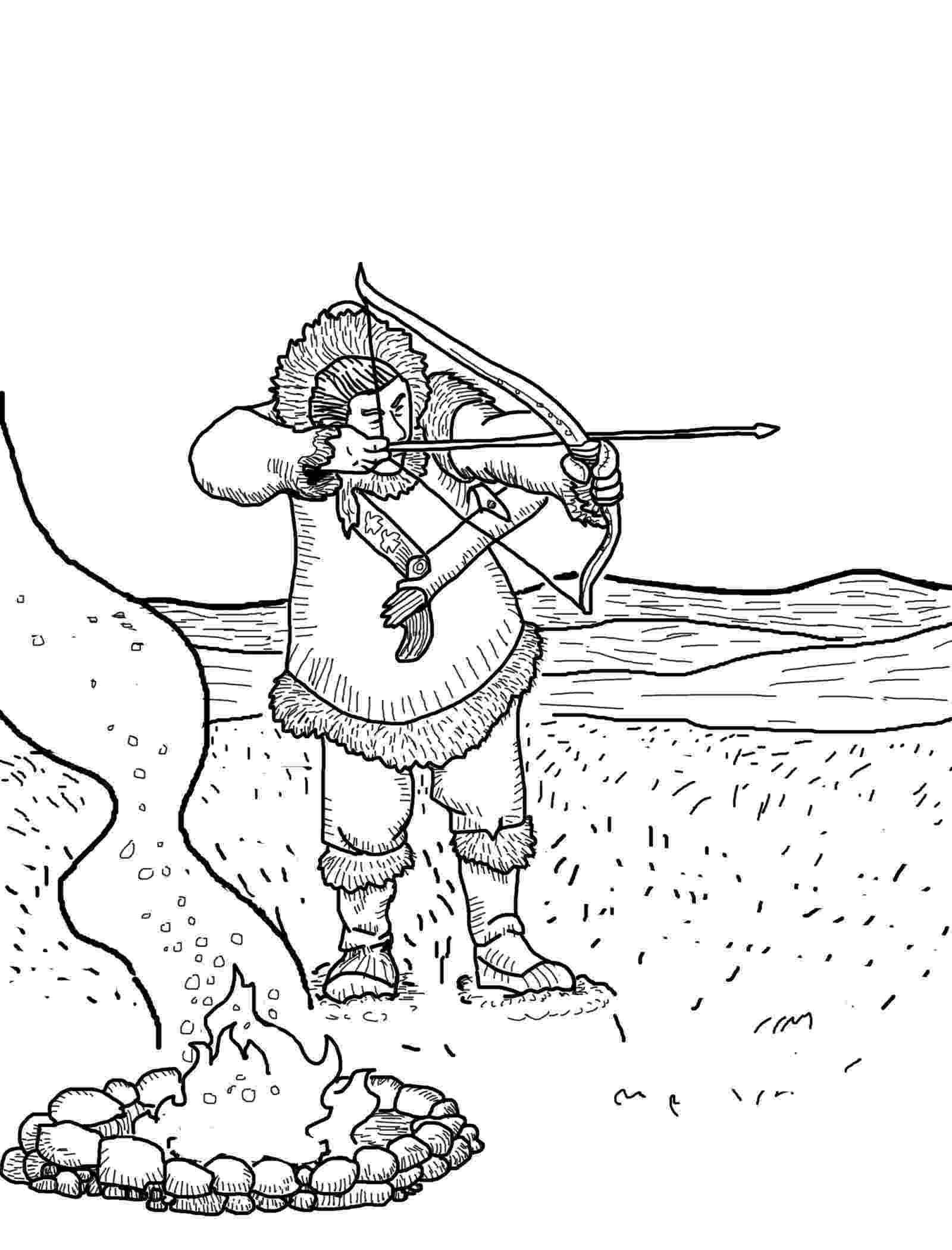 hunting coloring pictures hunting coloring page coloring home pictures hunting coloring