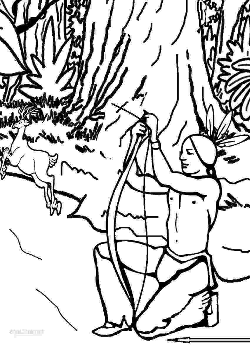 hunting coloring pictures printable hunting coloring pages for kids cool2bkids hunting coloring pictures 1 2
