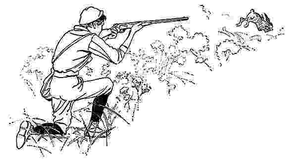 hunting coloring pictures shoot at rabbit hunting coloring pages coloring sky pictures coloring hunting
