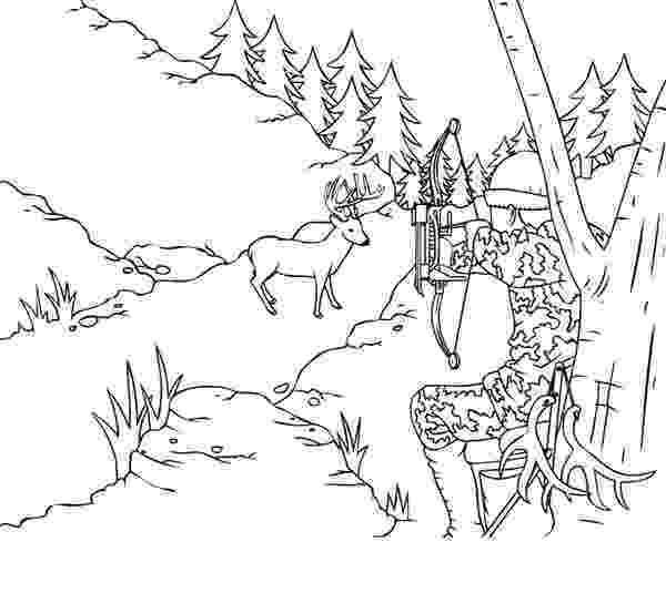 hunting coloring sheets 23 best woods and hunting coloring pages for kids coloring hunting sheets