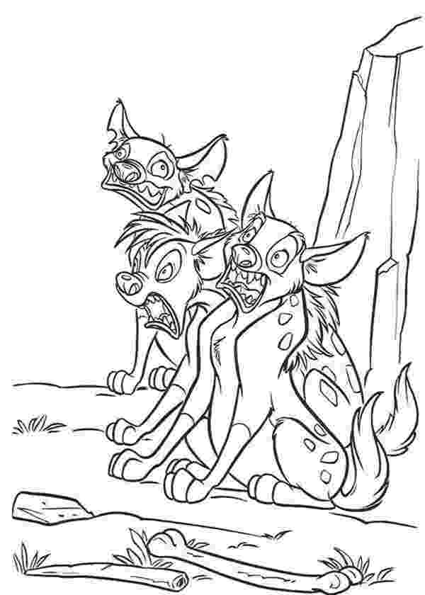 hyena coloring pages zoosemiotics striped hyena coloring page this pages hyena coloring