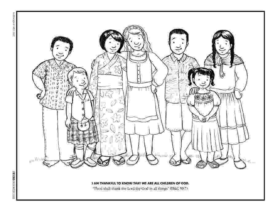 i am a child of god coloring page 40 i am a child of god coloring page lds nursery color coloring a of page am i god child