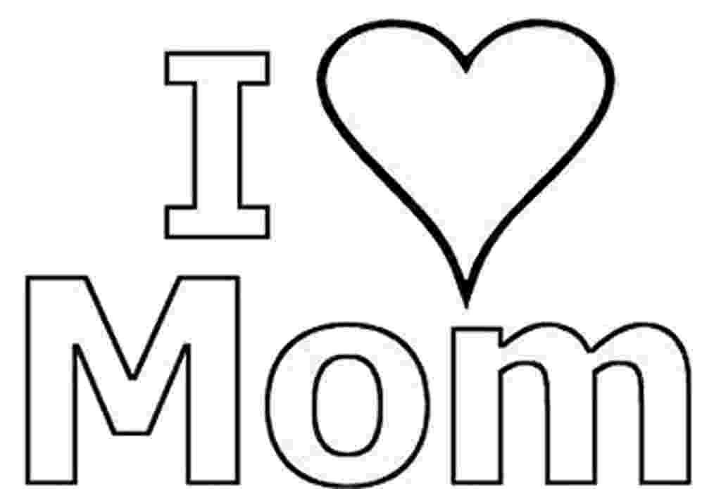 i love mom coloring pages printable i love you mommy coloring page free printable coloring pages pages printable coloring love mom i