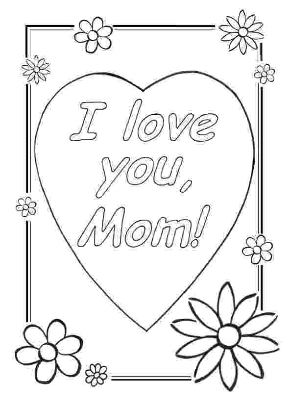 i love you coloring pictures i love you mom coloring pages to download and print for free you pictures coloring love i
