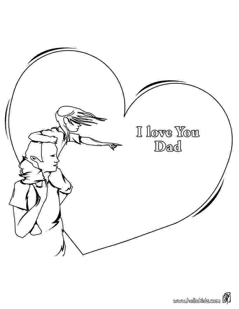 i love you dad coloring pages a lost saint just another wordpresscom weblog pages coloring love dad you i