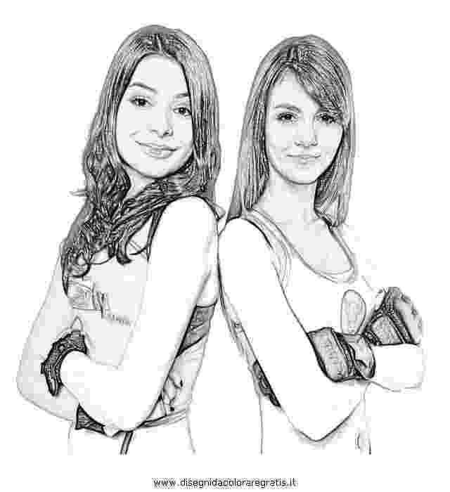 icarly coloring pages to print icarly coloring image 3 4 icarly to pages print coloring
