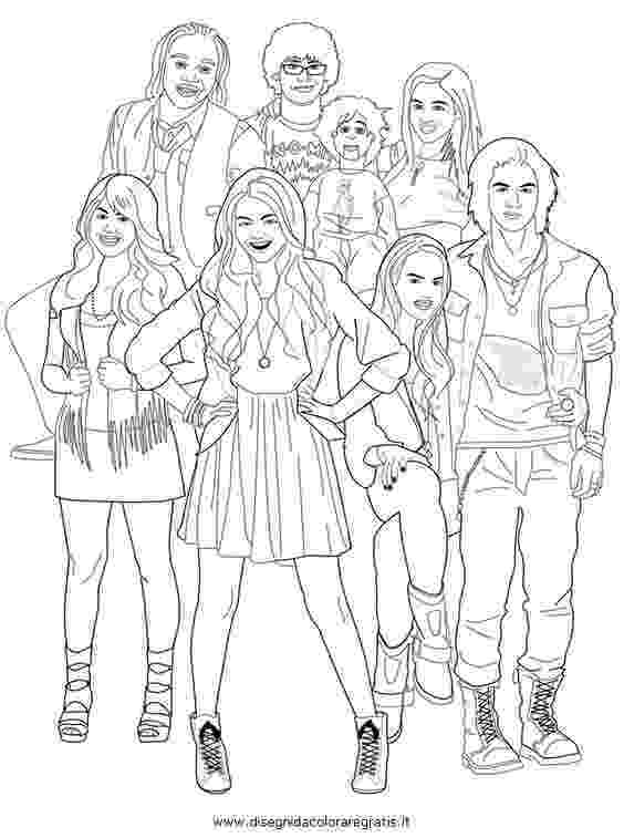 icarly coloring pages to print mistirichiesti06victoriousjpg disegni pinterest icarly coloring to pages print