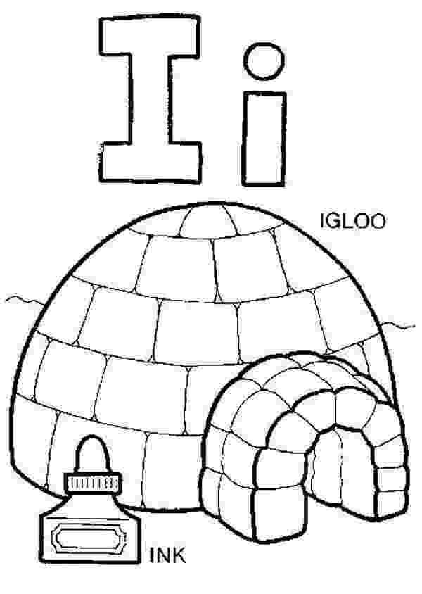 igloo coloring page igloo coloring pages coloring pages to download and print page coloring igloo