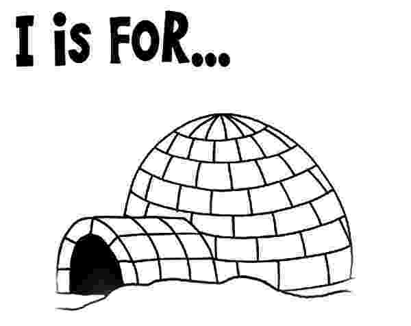 igloo coloring page template igloo craft winter art winter project igloo page coloring