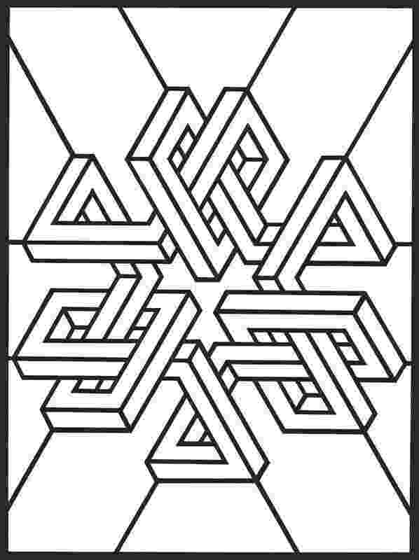 illusions coloring pages optical illusion 28 coloring page free printable illusions coloring pages