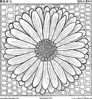 imagenes de margaritas para colorear flowers coloring dibujo de margarita infantil para colorear imagenes para margaritas de