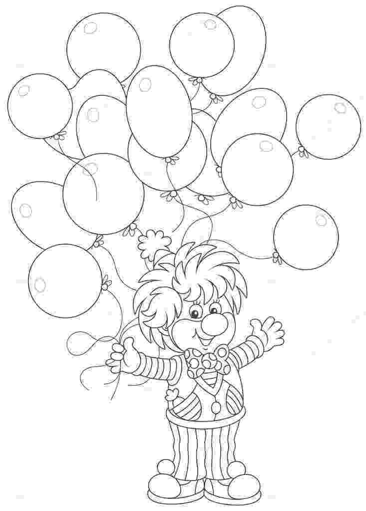 imagenes de payasos con globos para colorear 56 best images about payasos y arlequines on pinterest de payasos globos colorear para imagenes con