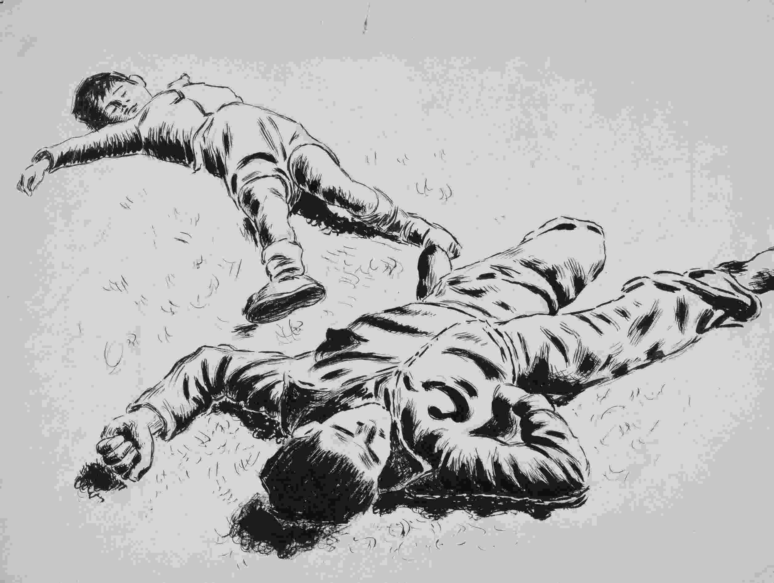 imagenes de soldados para dibujar horacio ferrer niños muertos en el suelo dead children dibujar de soldados imagenes para