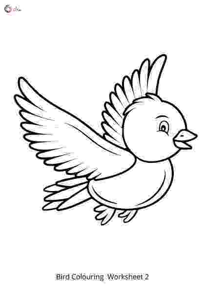 images of birds for colouring sparrow colouring pages for toddlers images of colouring for birds