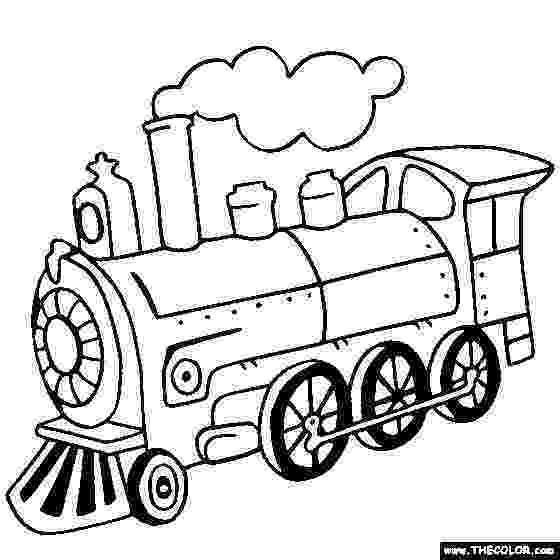 images of train for colouring free printable train coloring pages for kids cool2bkids images of train colouring for