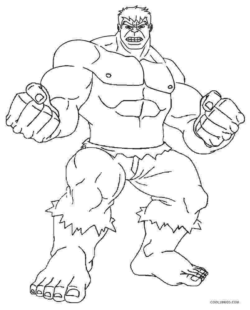 incredible hulk pictures to color free printable hulk coloring pages for kids cool2bkids incredible color pictures hulk to