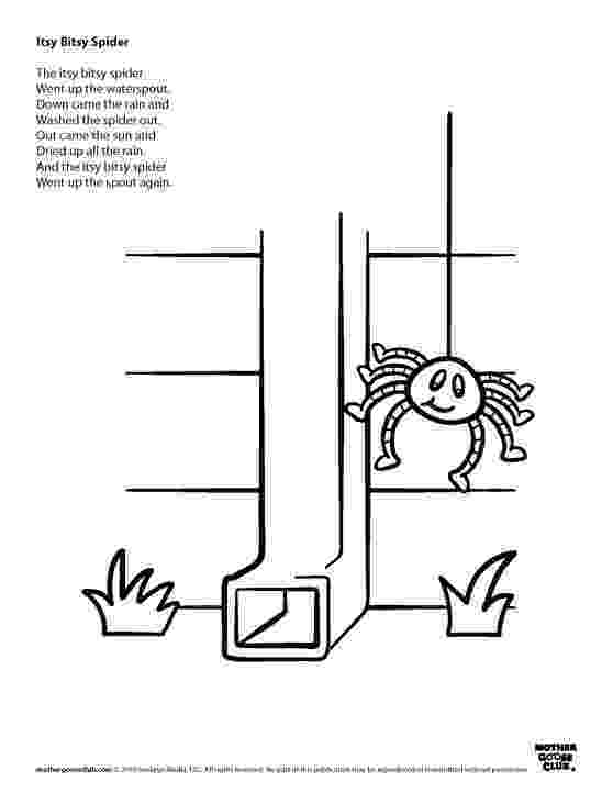 incy wincy spider colouring sheets file0033jpg 10711600 mini books little books wincy spider sheets incy colouring