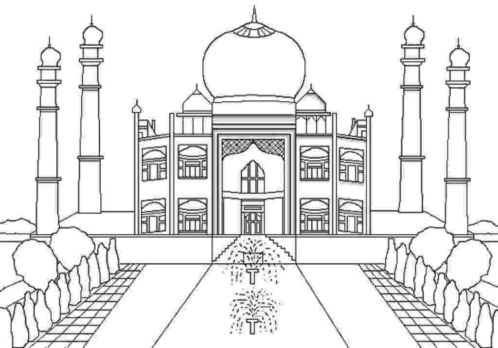 india coloring pages elephant with indian pattern coloring page free pages coloring india
