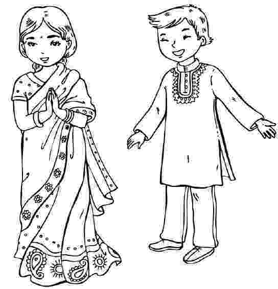 india coloring pages printablecolouringpictures some colouring culture pages india coloring pages