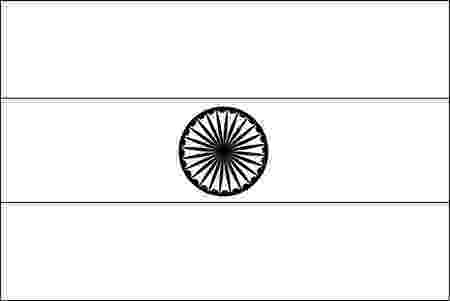 indian flag picture for colouring blank flag of india for coloring flags pinterest picture flag for indian colouring