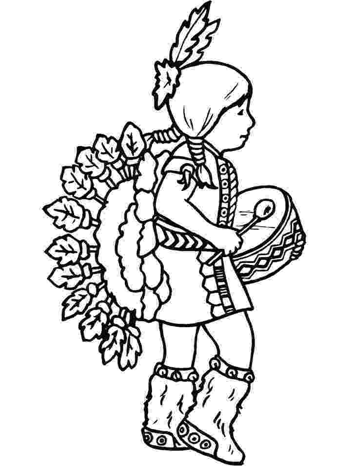 indian pictures to color 121 best images about historical coloring pages for kids color indian to pictures