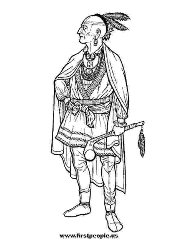 indian pictures to color cherokee indian coloring pages coloring home indian to color pictures