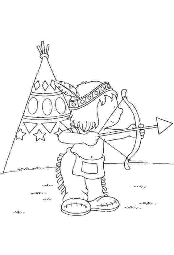 indian pictures to color indians coloring pages els indis pinterest around indian pictures color to