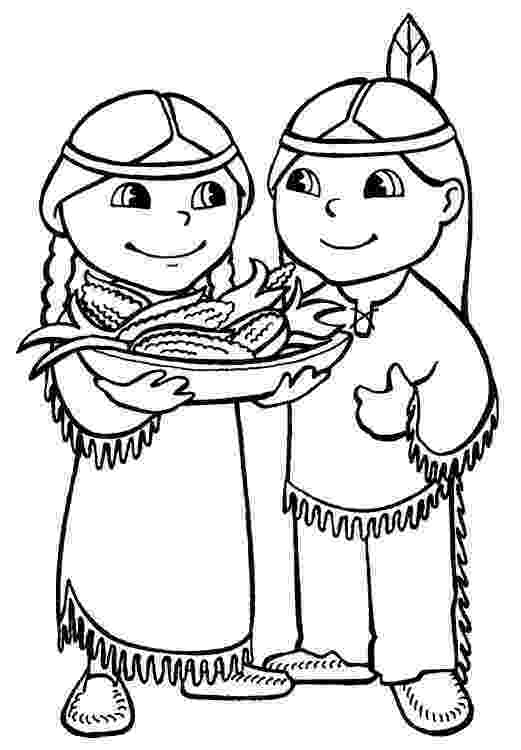 indian pictures to color native american indian coloring pages for kids coloring home color to indian pictures
