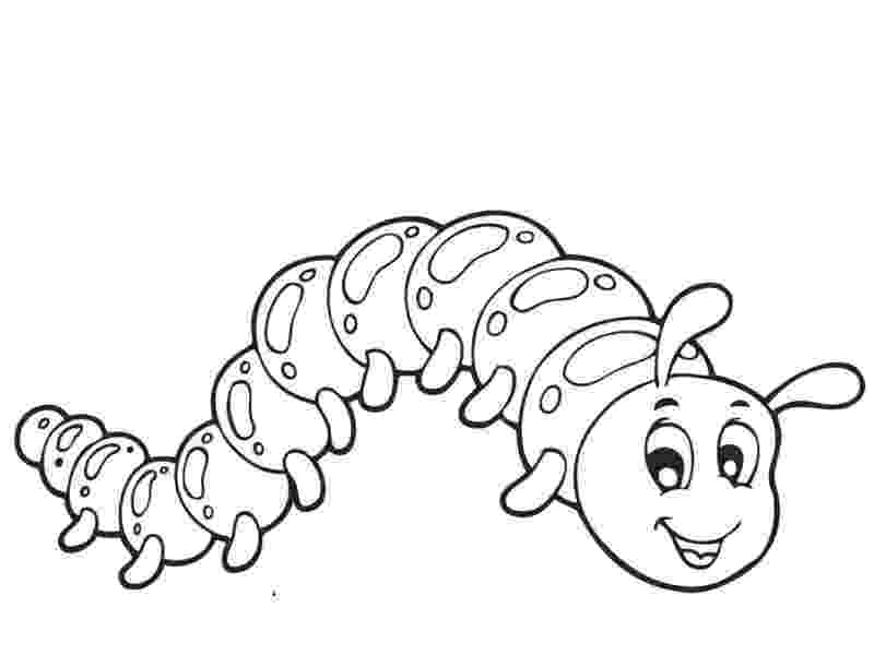 insect coloring pages preschool caterpillar coloring pages funnycrafts preschool coloring pages insect