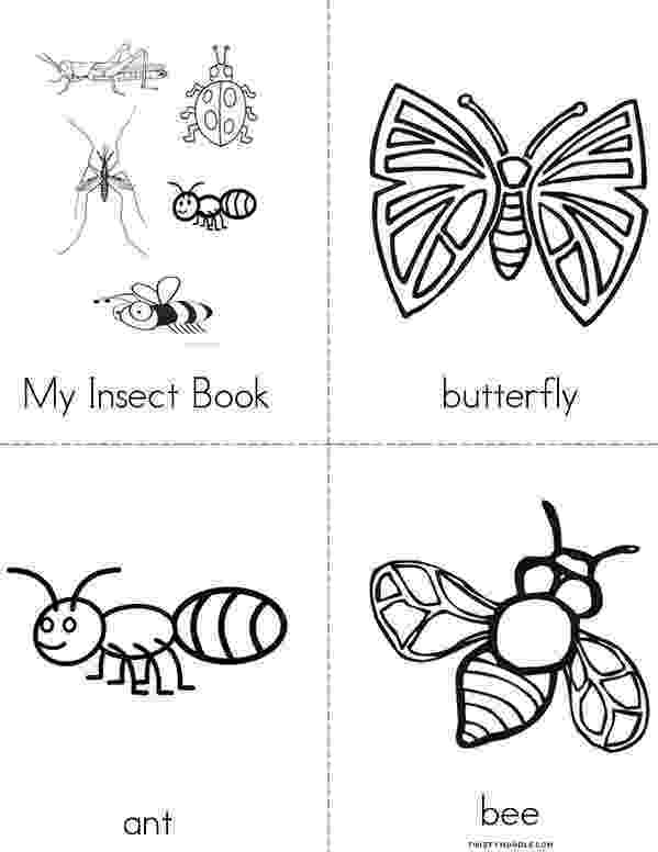 insect coloring pages preschool my insect book twisty noodle insect preschool coloring pages