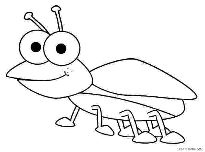 insects for coloring free printable bug coloring pages for kids for coloring insects