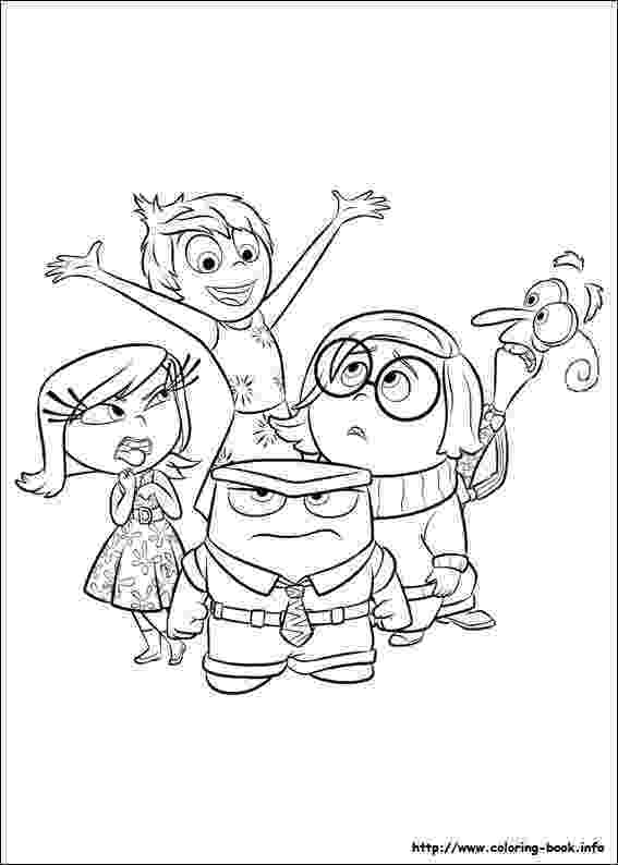 inside out coloring pages all characters chibi inside out coloring pages wecoloringpagecom characters inside coloring pages out all