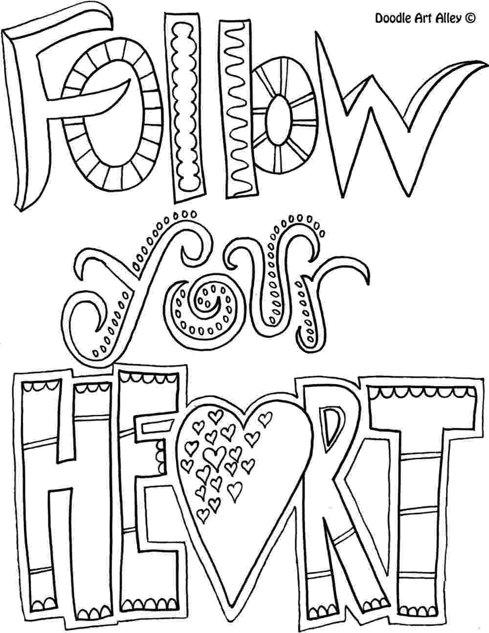 inspirational quotes colouring pages inspirational quotes coloring pages quotesgram colouring pages inspirational quotes