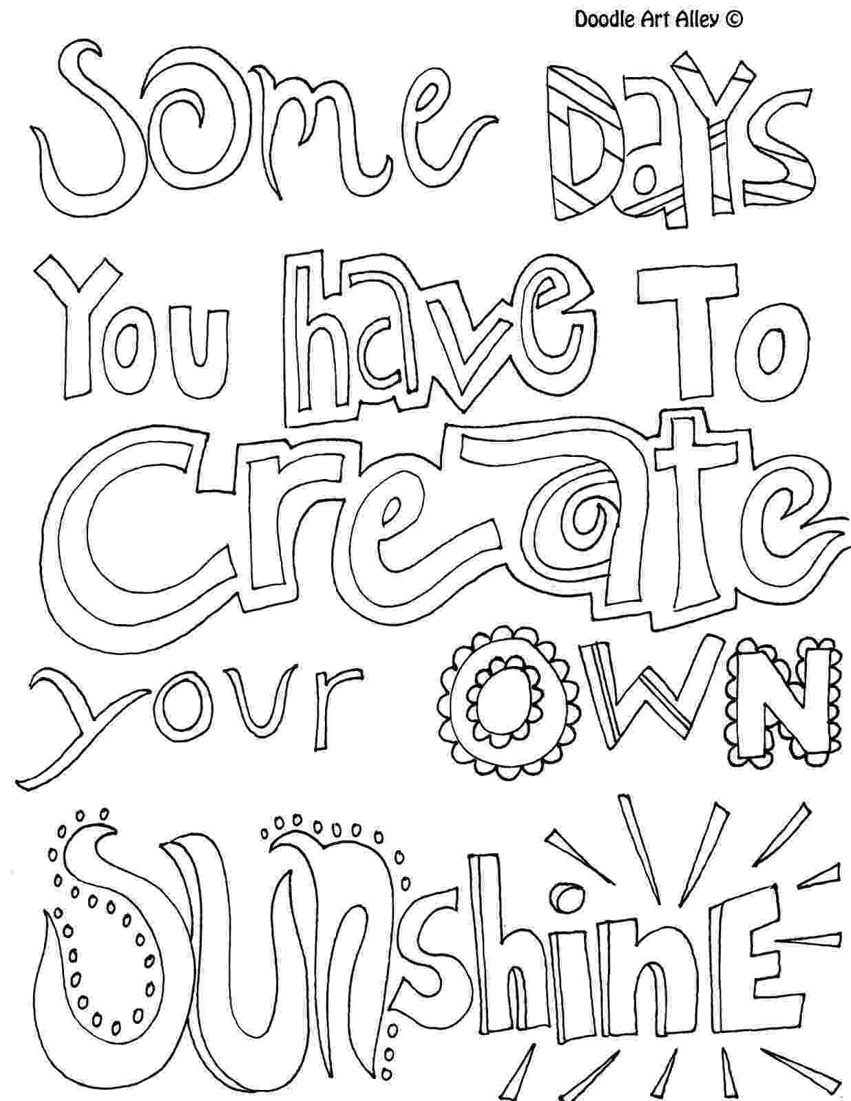 inspirational quotes colouring pages inspirational quotes coloring pages quotesgram pages quotes inspirational colouring