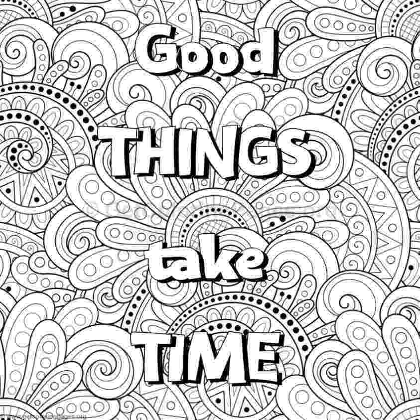 inspirational quotes colouring pages quote coloring pages doodle art alley colouring quotes inspirational pages