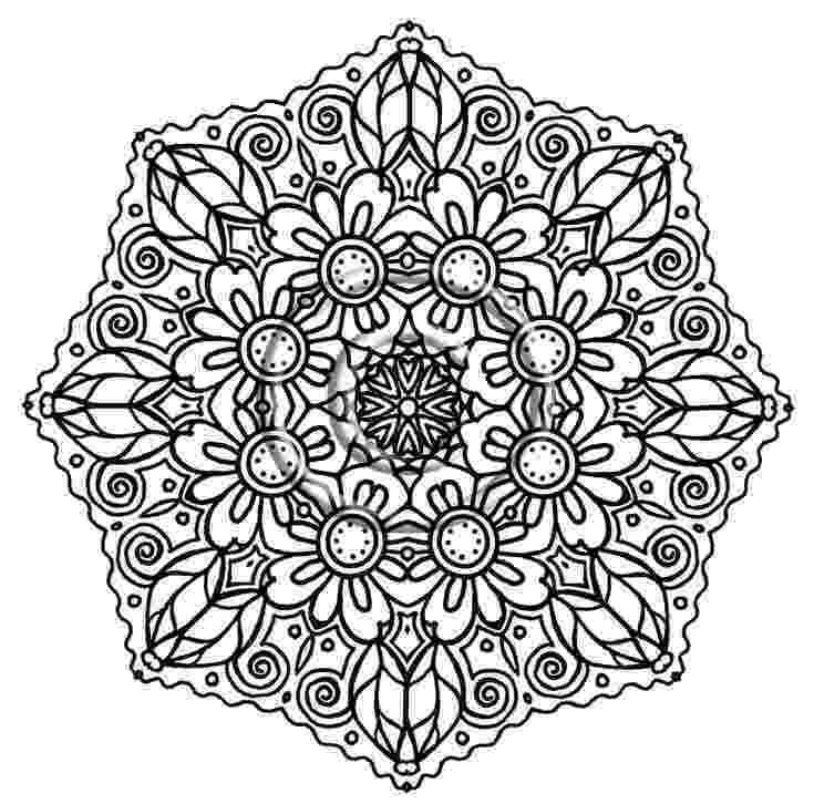 intricate coloring pages adult coloring pages intricate intricate mandala pages coloring intricate