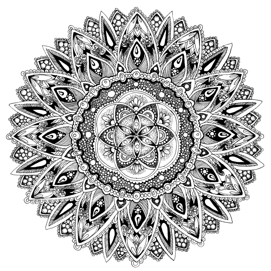 intricate coloring pages intricate black mandala mandalas adult coloring pages coloring pages intricate