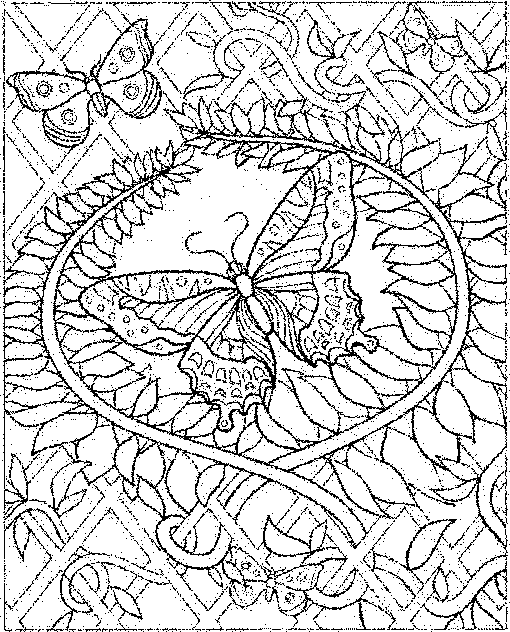 intricate coloring pages intricate coloring pages for adults coloring home coloring intricate pages
